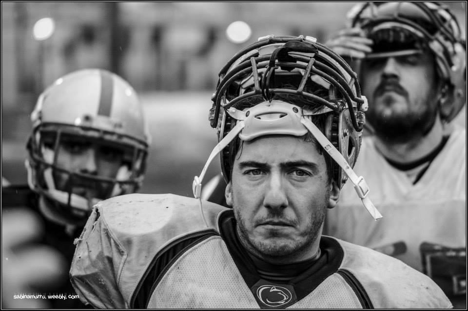 L'head coach Luca Giraldi (Foto Sabina Murru)