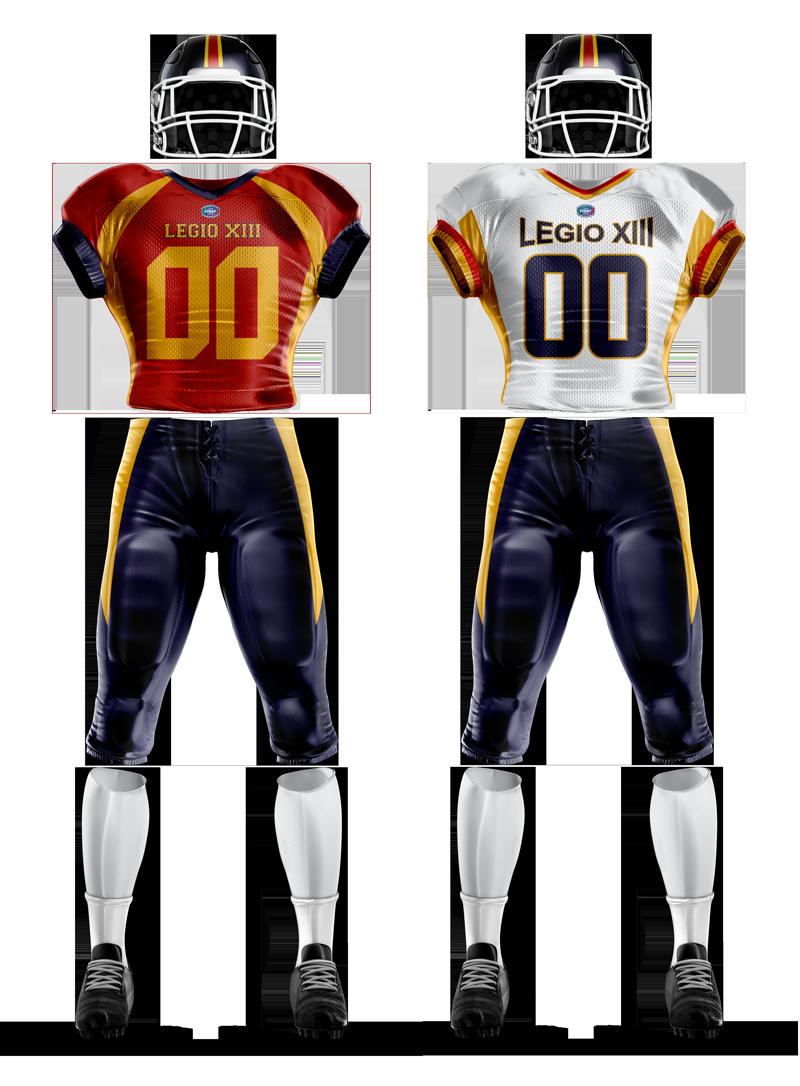 2017-uniform-legio-XIII-roma