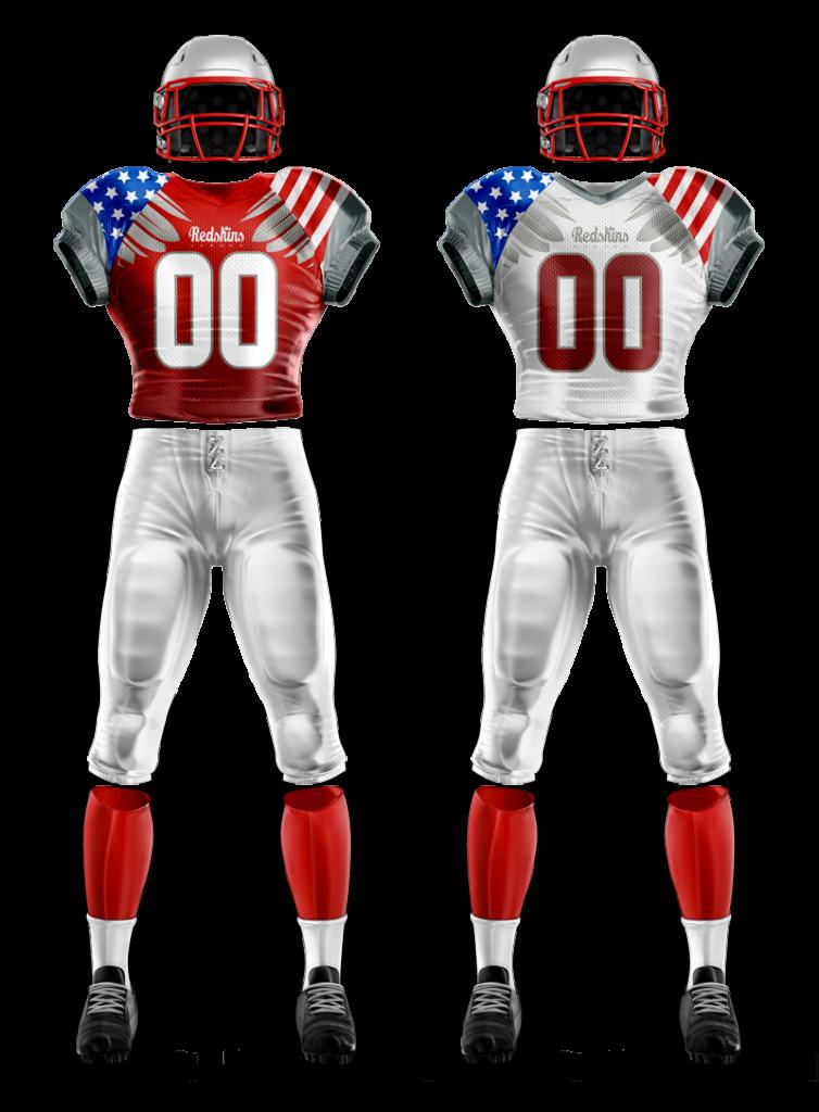 Redskins verona cif9 for Uniform verona