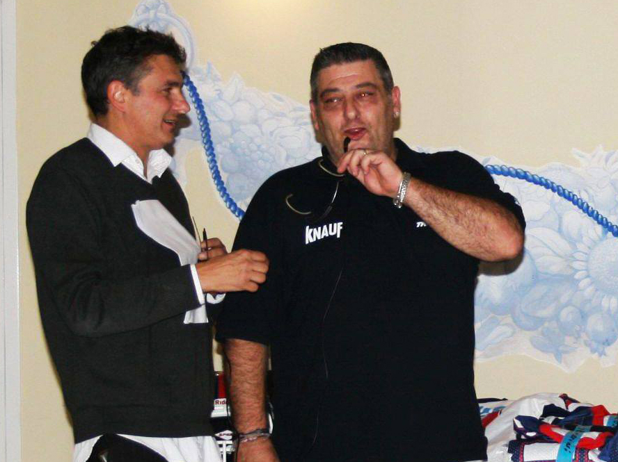 Simone Bendinelli, General Manager dei Trappers Cecina