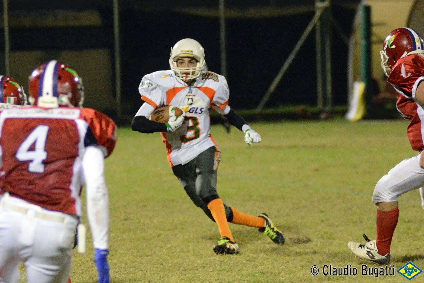 Dolphins U19 Alessio Orlandini