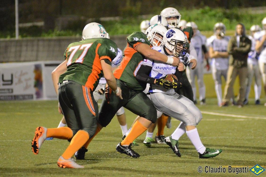 Dolphins U19 Andrea Gambelli
