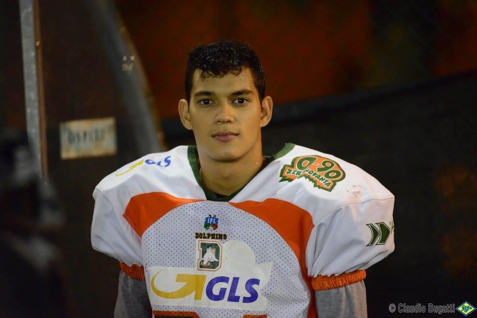 Dolphins U19 Antonio Ferri