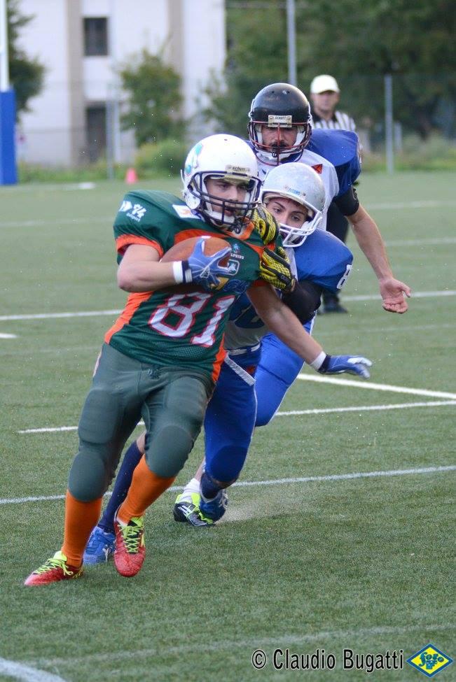 Dolphins U19 Cristiano Brancaccio