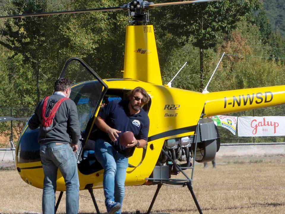 paolo elicottero