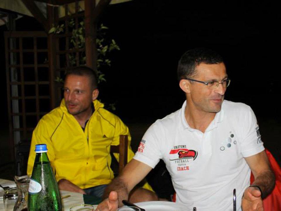 Stefano Caligiana e Fabio Sacconi