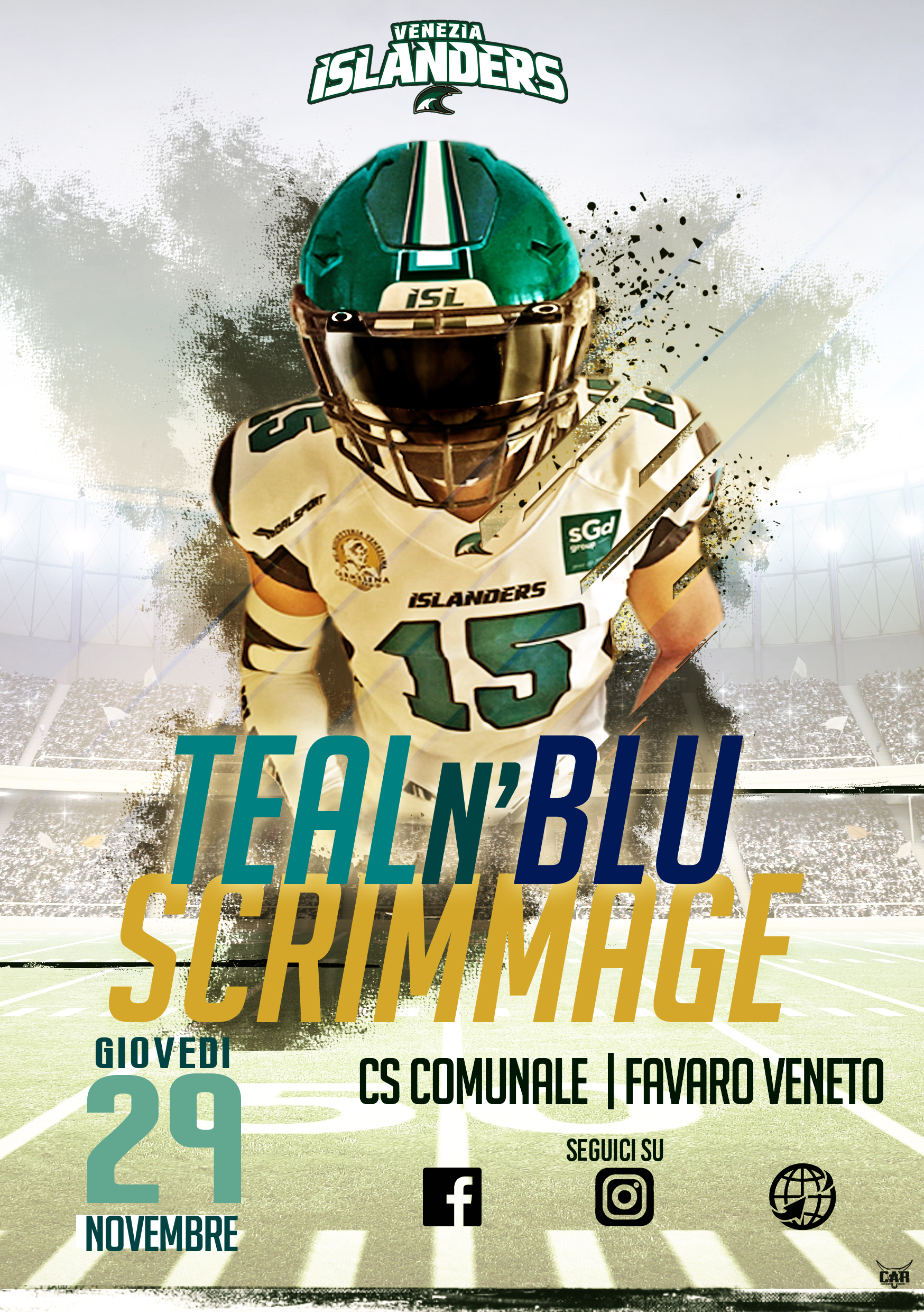 flyer scrimmage copy