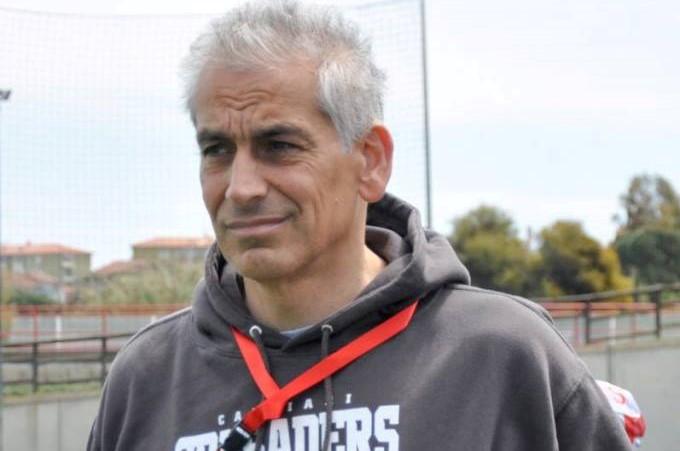 Il presidente Emanuele Garzia (Foto Battista Battino)