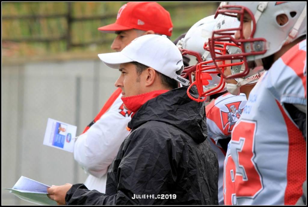 L'head coach Aldo Palmas (Foto Giulia Congia)
