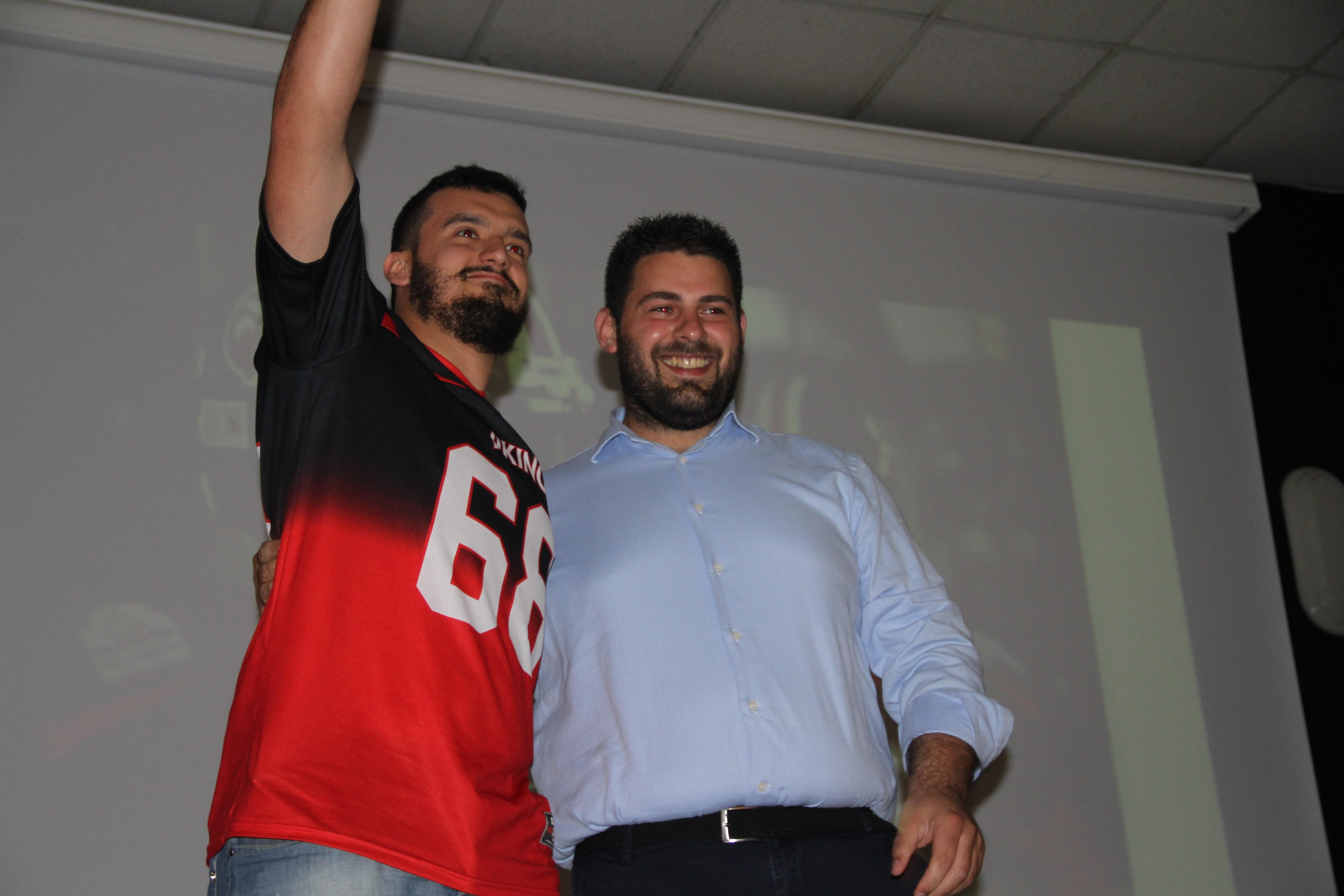 MVP Offense 2019 Lorenzo Chiavazza