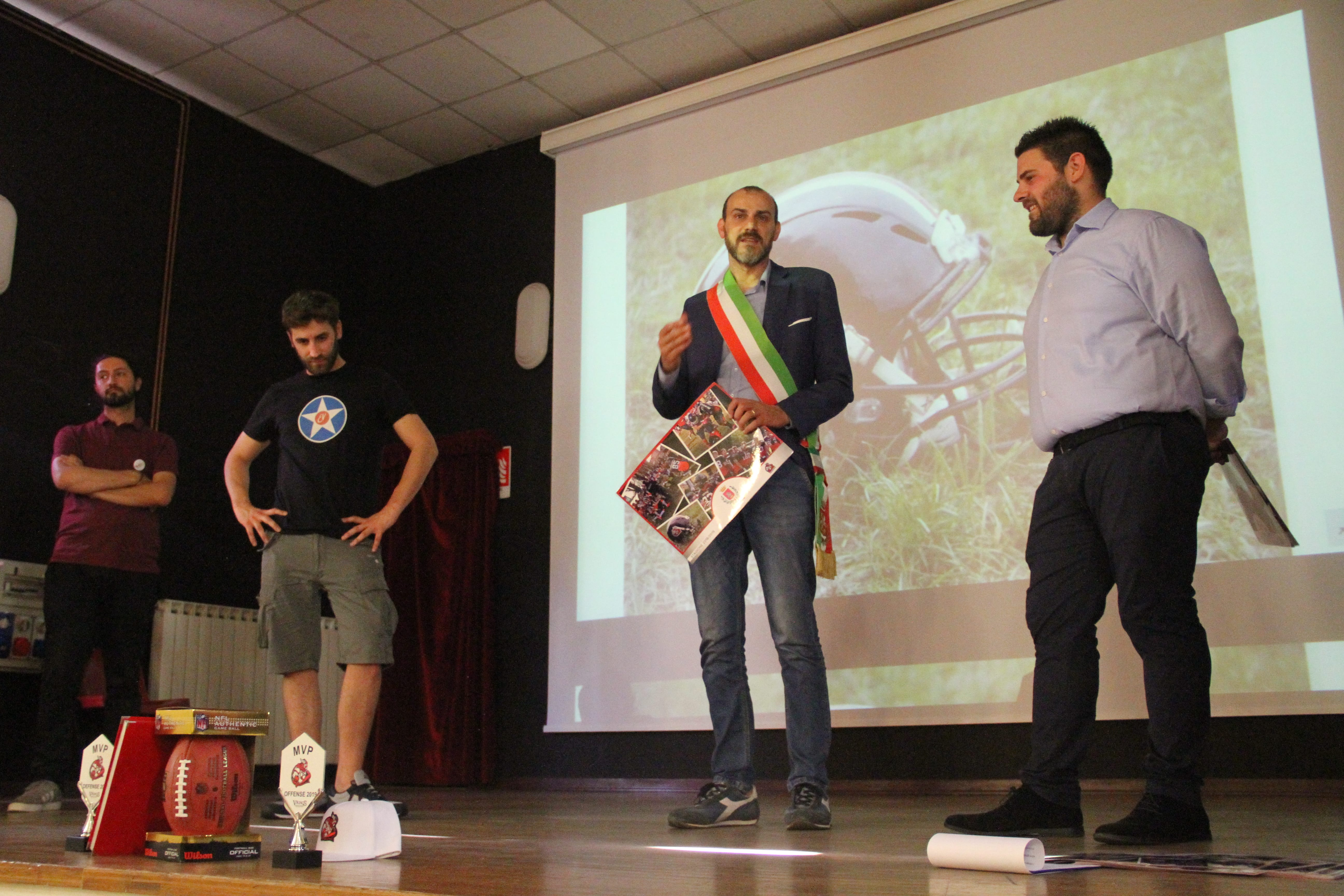 Premiazione Cuamm, Pro Loco, Comune Cavallermaggiore