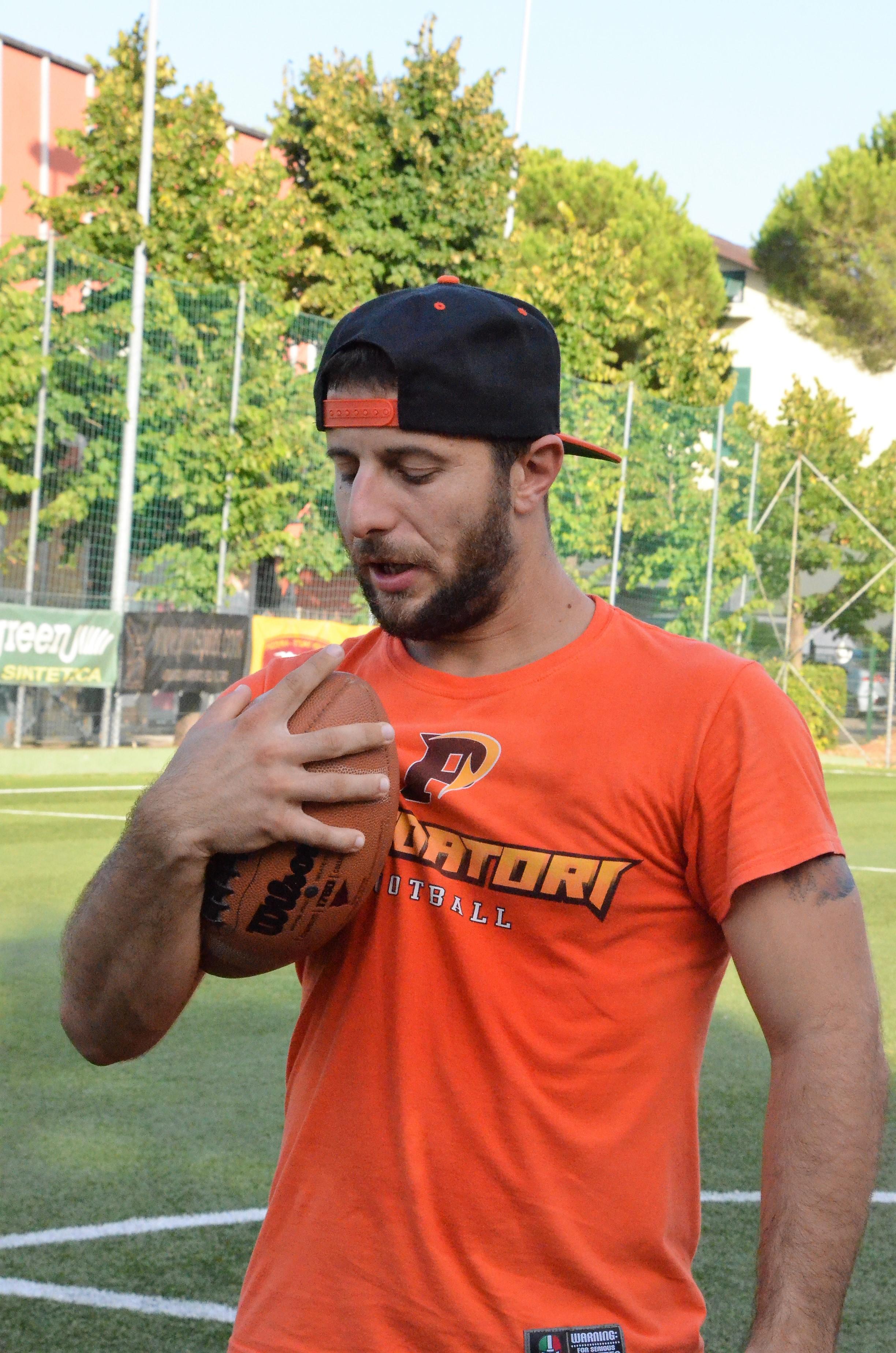 Alberto Malabruzzi, Offensive Coordinator dei Predatori