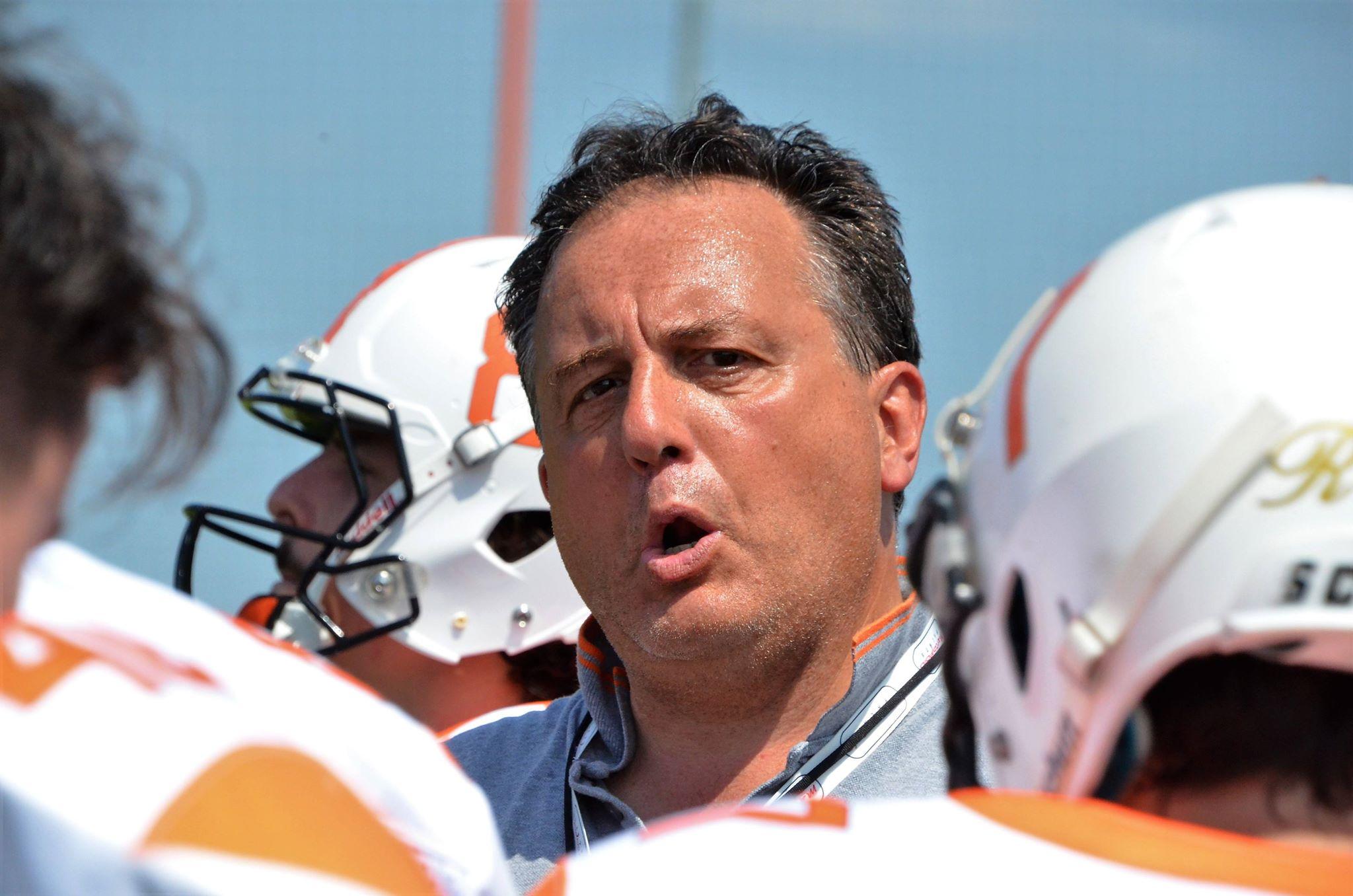 Roberto La Rocca, Defensive Coordinator Dei Predatori