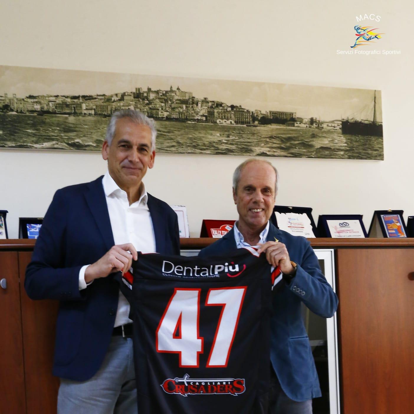 Emanuele Garzia e Paolo Spano
