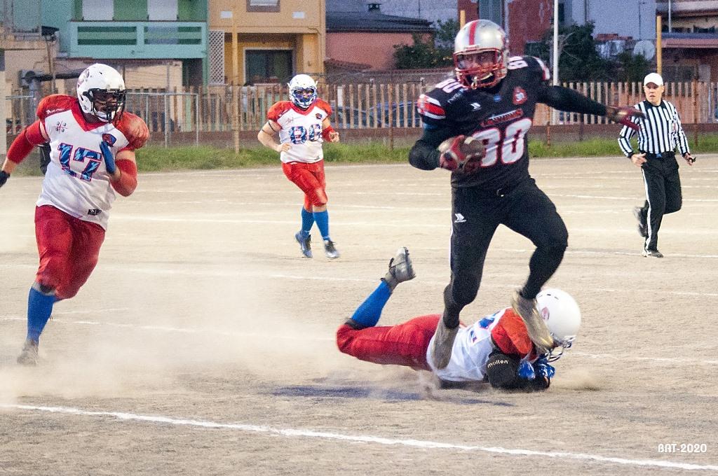Matia Pisu ha ancora tanta voglia di divertirsi in gare ufficiali (Foto Battista Battino)